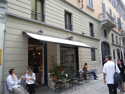 Milan Cafe Brera