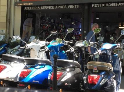 Paris Motorbikes