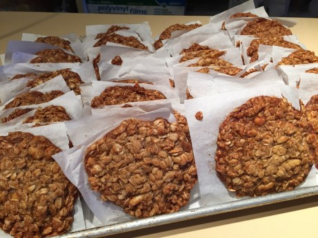 The Cheese Shop La Jolla Oatmeal cookies
