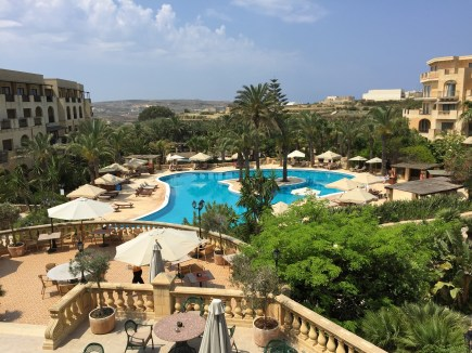 Kempinski Gozo luxury hotel photos of gozo