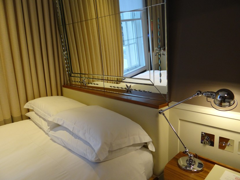 Great Northern Hotel London Couchette room
