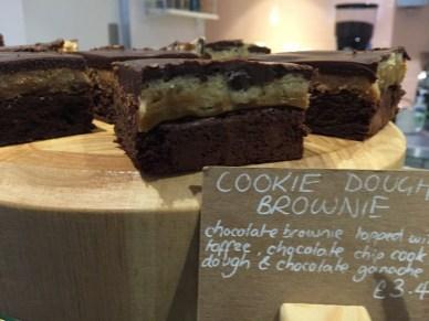London cupcake and chocolate tour Crumbs & Doilies