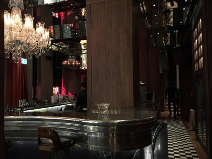 GNH Bar at the Great Northern Hotel London