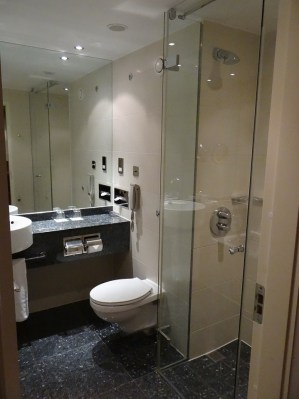 Bathroom at Sofitel Heathrow Hotel