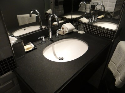 Renovated Bathroom Sheraton Park Lane Hotel London