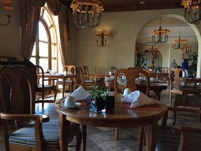 Kempinski Gozo breakfast L'Ortolan