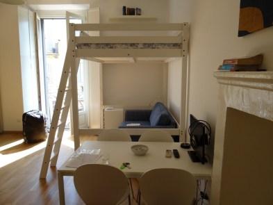 First view Milan Studio in Navigli
