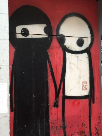 Alternative London Street Art