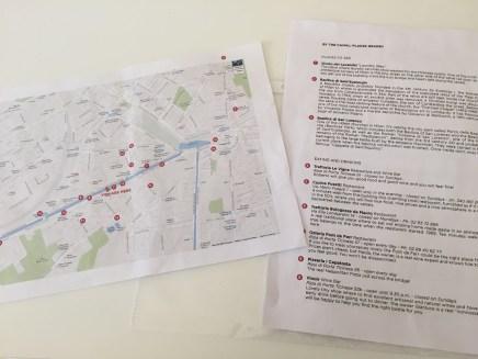 Milan Studio in Navigli Map