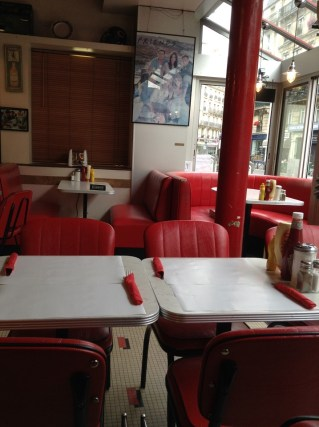 Breakfast in America one of the American Diners in Paris