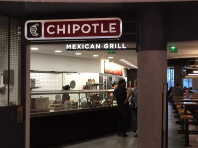 Chipotle Paris Mexican Grill at Beaugrenelle
