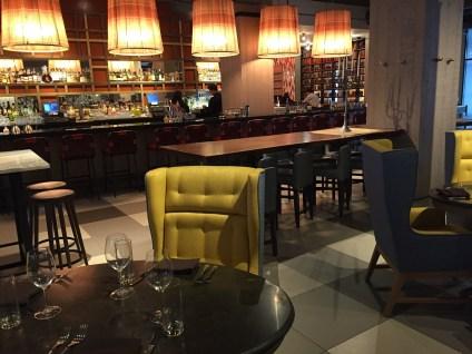 Bar at The Logan Hotel Urban Farmer Philadelphia