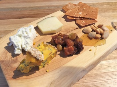 Urban Farmer Philadelphia Cheese Tray