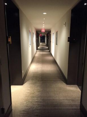 Kimpton Eventi Hotel hallway