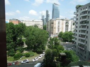 Westin Milan City View