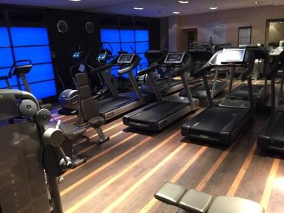 Westin Milan Gym