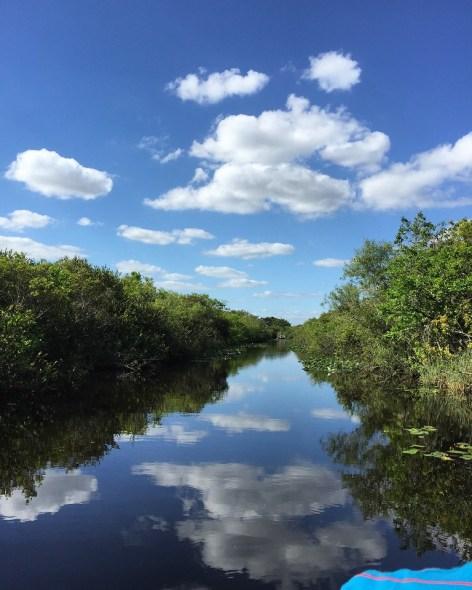 Florida Everglades Airboat cruise tour