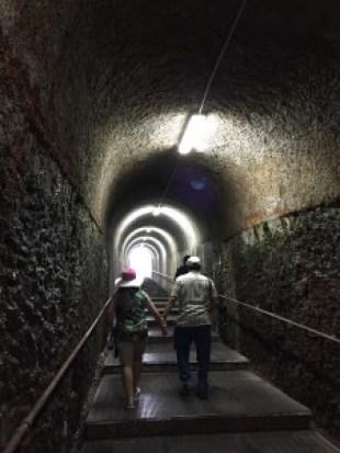Herculaneum Tunnel Exit