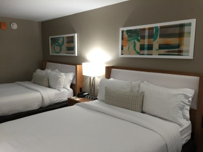 Holiday Inn Miami West Double Room Connecting