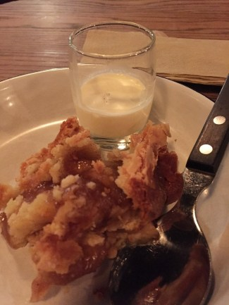 Chicken Shop Apple Pie London