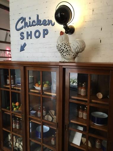 Chicken Shop Holborn