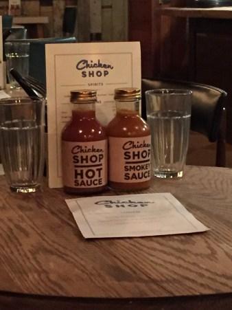 Chicken Shop Hot Sauce