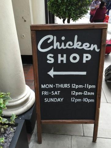 Chicken Shop London