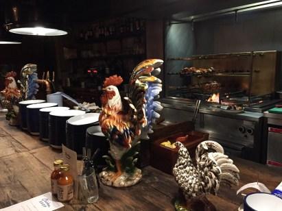 Chicken Shop Holborn London