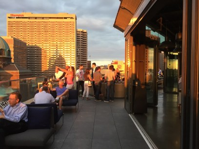 Assembly Rooftop Summer Friday The Logan Hotel Boutique Hilton Hotel