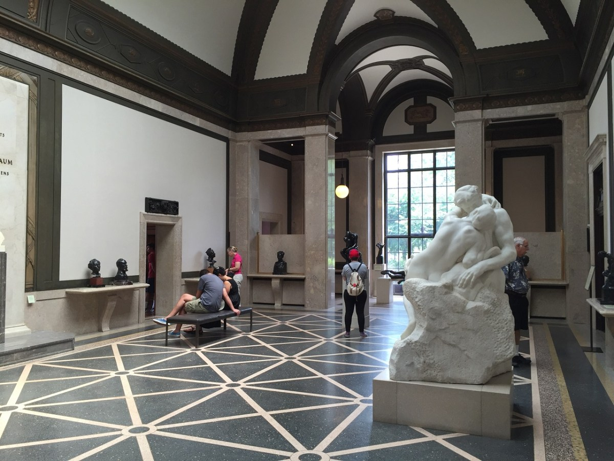 Hidden Philadelphia The Rodin Museum Visit By