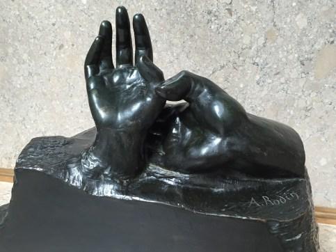 Hands Rodin Museum Philadelphia