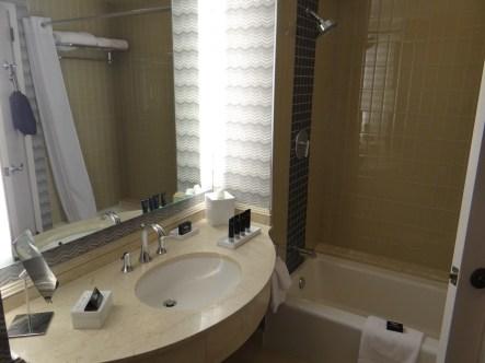 The Logan Hotel bathroom