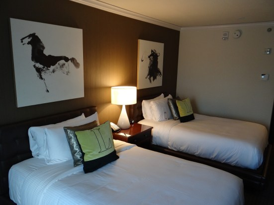 The Logan Hotel double room