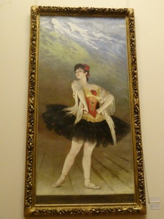 Ballerina at Paris Opera