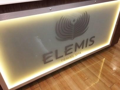 Elemis Travel Spa at the BA Lounge JFK