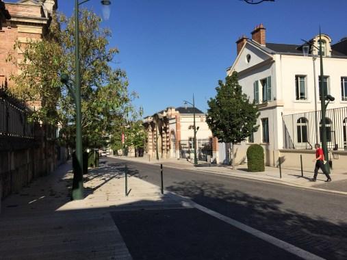 Avenue de Champagne Epernay France