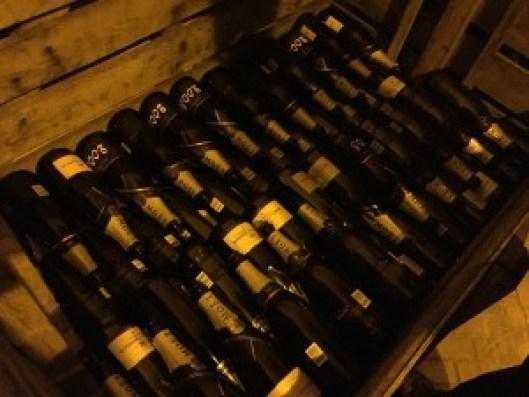 Moet & Chandon Cellar Tour