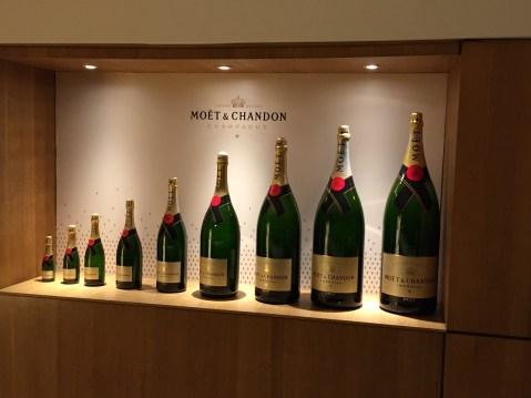 Moet & Chandon Champagne Tasting Room