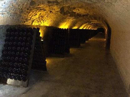 Moet & Chandon Cellar Tour Epernay