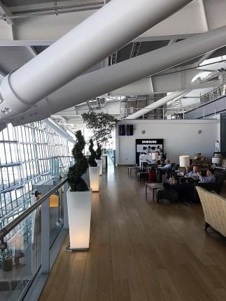 BA Concorde Room Terrace Patio