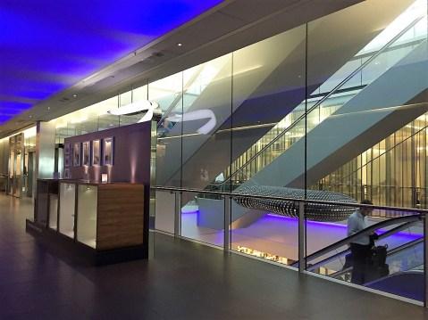 British Airways Lounges at Heathrow