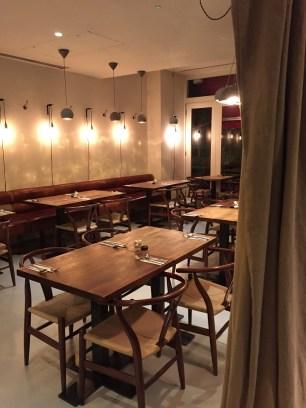 Gail's Bakery Restaurant My Bloomsbury Hotel