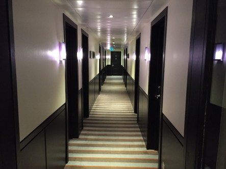 My Bloomsbury Hotel London hallway