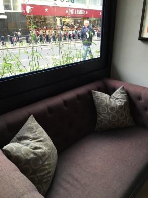 My Bloomsbury Hotel Lobby seating