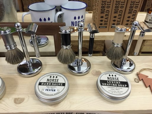 Norse Luxury Shaving Accessories Made in Britain