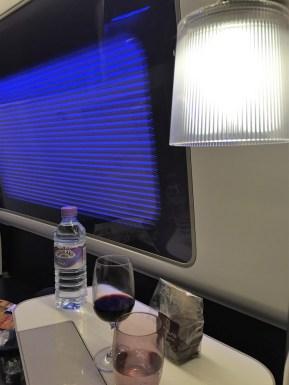 British Airways First Class 2A LHR PHL