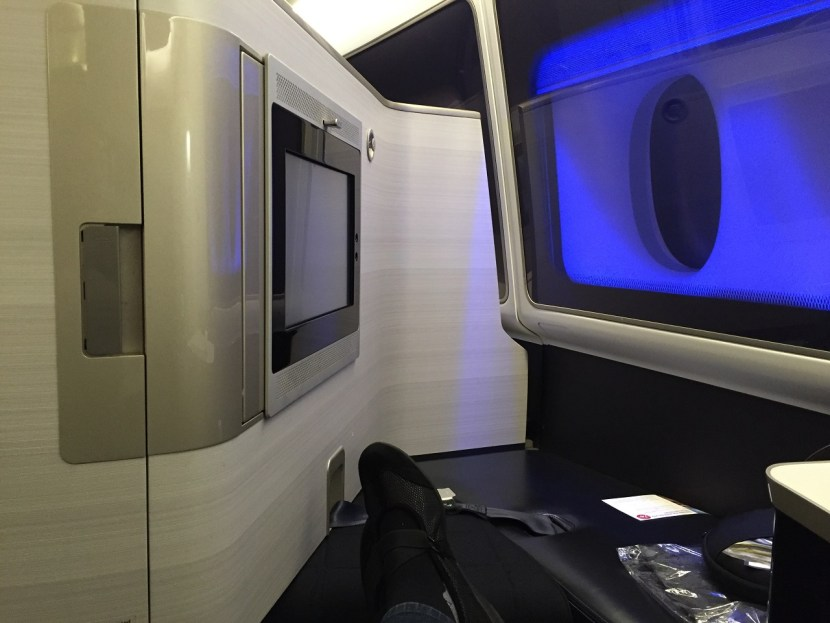 British Airways First Class 2A