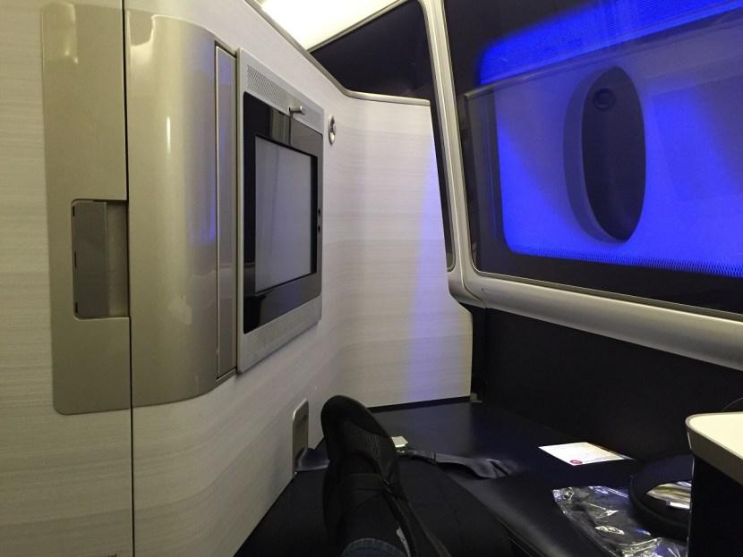 British Airways First Class 2A