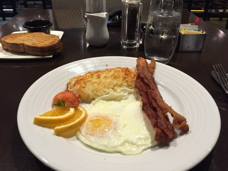 Westin Philadelphia Breakfast
