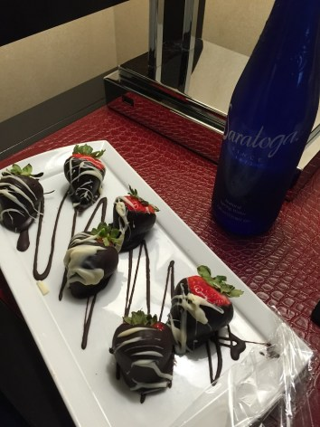 Westin Philadelphia welcome amenity